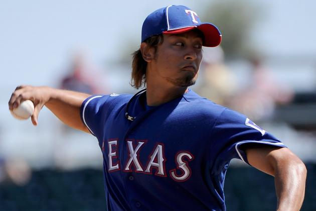 Yu Darvish: Everything You Need to Know About Texas Rangers Ace Before MLB Debut