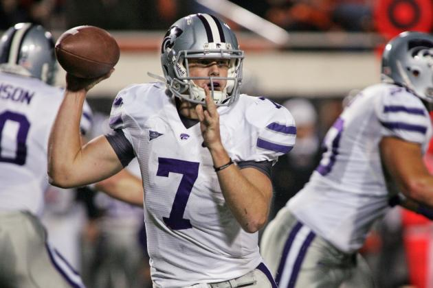 2012 Sunflower Showdown: QB's Collin Klein, Dayne Crist Top Kansans to Watch