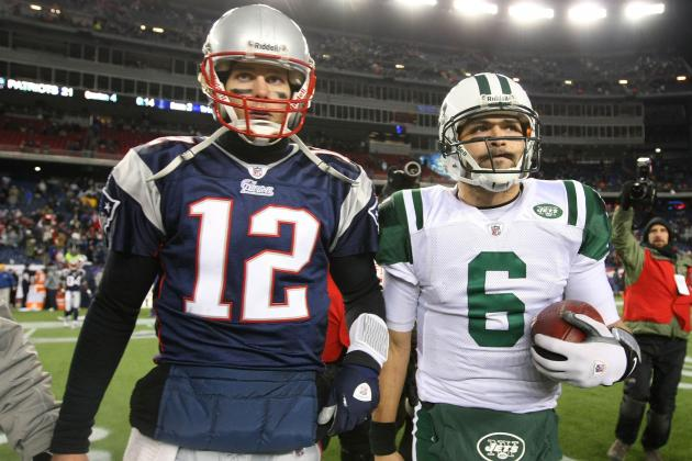 Ranking the AFC East QBs, Pre-NFL Draft Edition