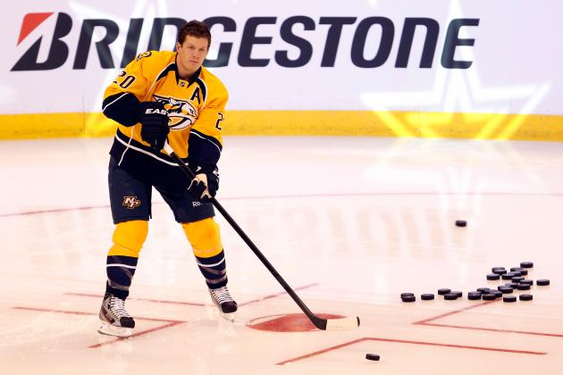 2012 NHL Free Agents: Ryan Suter and Playoff Stars Set to Test the Market