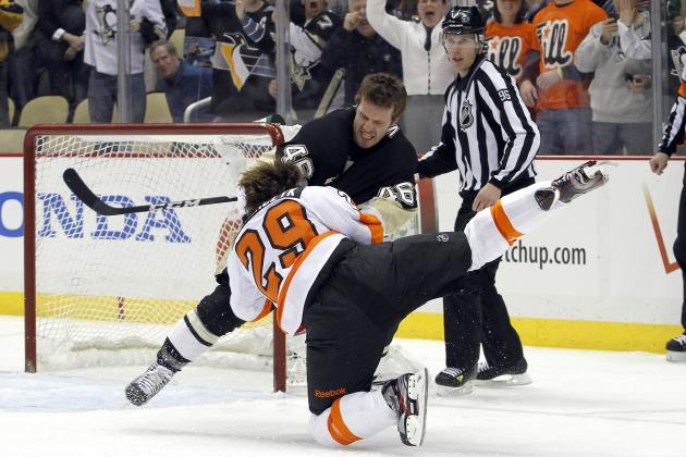 2012 Stanley Cup Playoffs: Pens-Flyers Series a Special Teams Affair