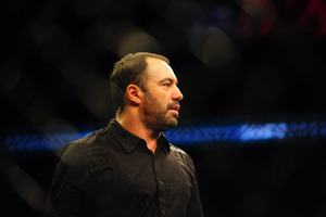 Joe Rogan Says It's an 'Awesome Idea' to Have Mark Hunt Headline UFC 146