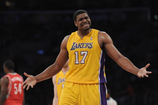 Los Angeles Lakers: Andrew Bynum's Attitude, Good or Bad?