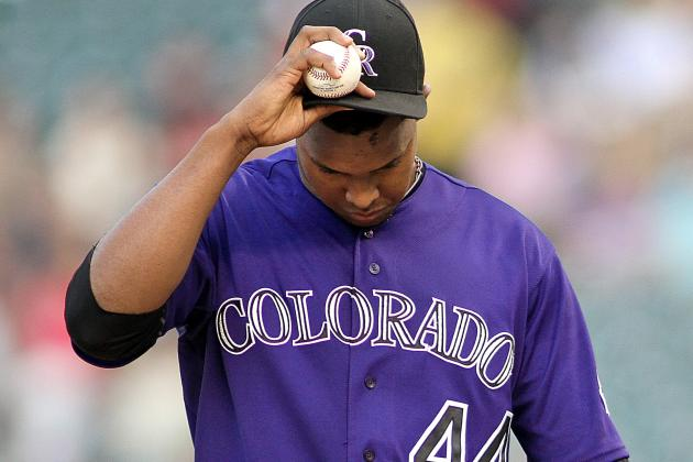 Colorado Rockies: Juan Nicasio Is More Than a Feel-Good Story