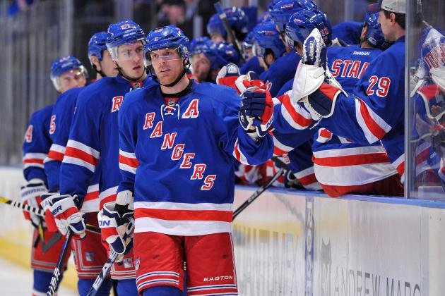 NHL Playoffs 2012: 5 Biggest Matchups to Watch in Rangers-Senators Series