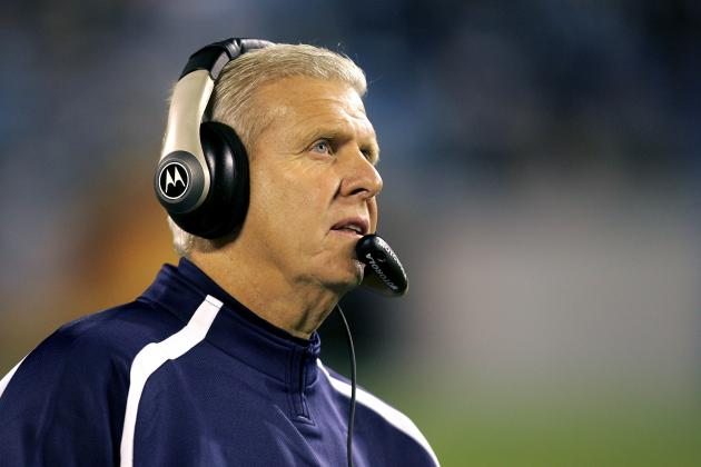 Bill Parcells' Comments Prove Rumors of Coaching Saints Are Overblown