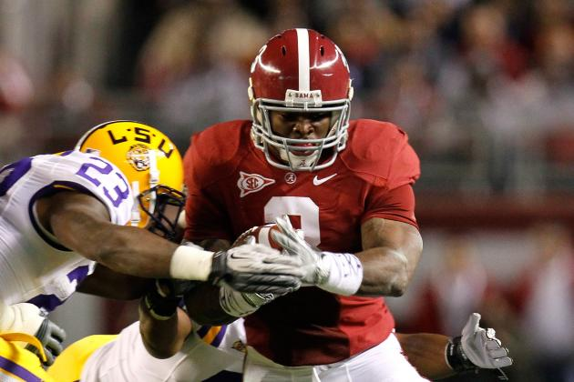 2012 NFL Mock Draft: Best Playmakers Your Team Should Target in Round 1
