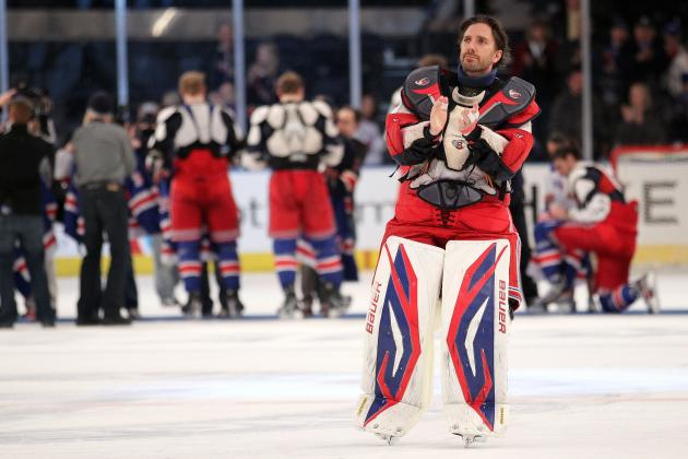 NHL Playoff Predictions 2012: Henrik Lundqvist and Most Important Goaltenders
