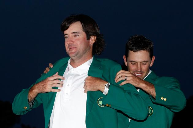 Masters Purse 2012: Bubba Watson and Weekend's Top Earners