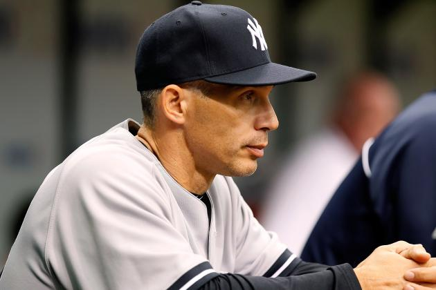 Joe Girardi Is Managing the New York Yankees Like He Wants to Be Fired