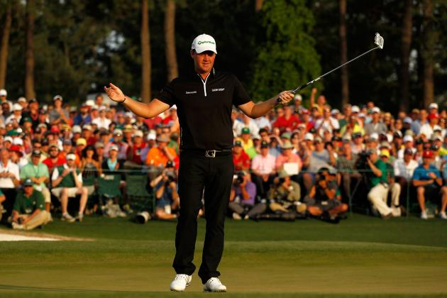 Masters Purse 2012: Peter Hanson and More Surprise Players Who Won a Nice Payday