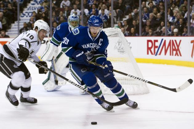 NHL Playoff Predictions 2012: Western Conference Round One Preview