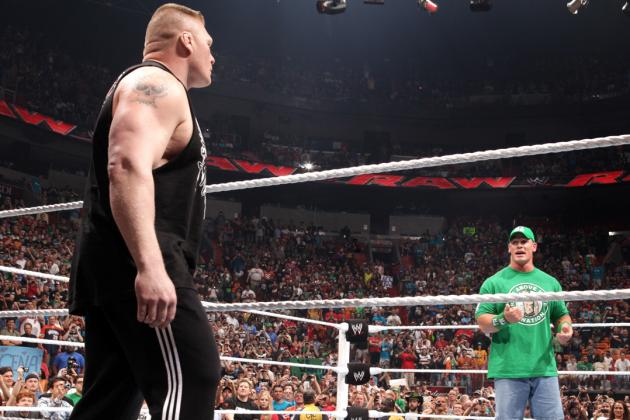 WWE Opinion: Does Brock Lesnar Signal the Return of Ruthless Aggression?