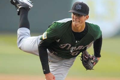 2012 MLB Draft Prospects: RHP Kyle Zimmer of the University of San Francisco