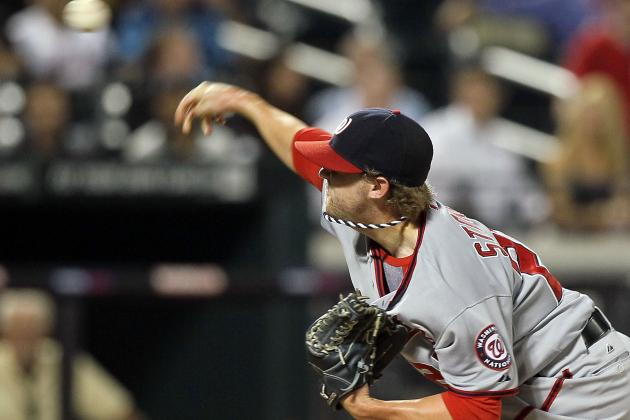Washington Nationals Concerned for Closer Drew Storen as He Suffers Setback