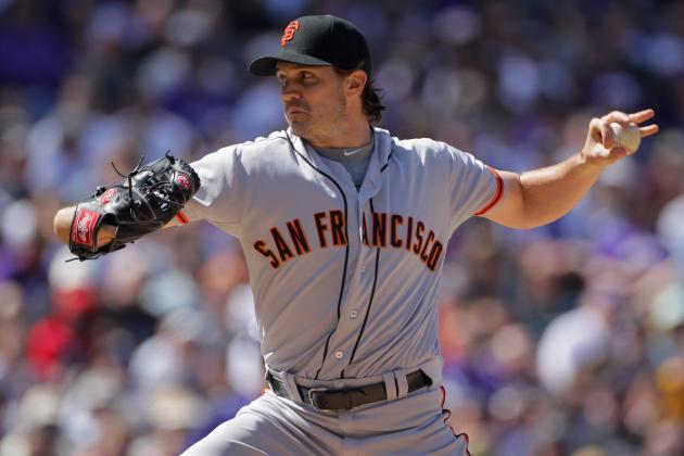 Barry Zito Gives San Francisco Giants First Victory of Season