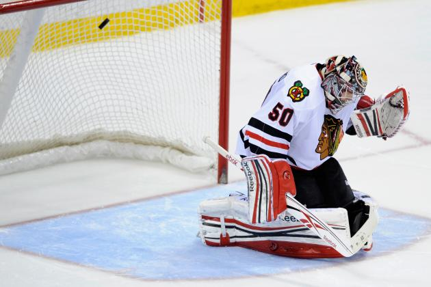 NHL Picks: Blackhawks at Coyotes Odds and Predictions