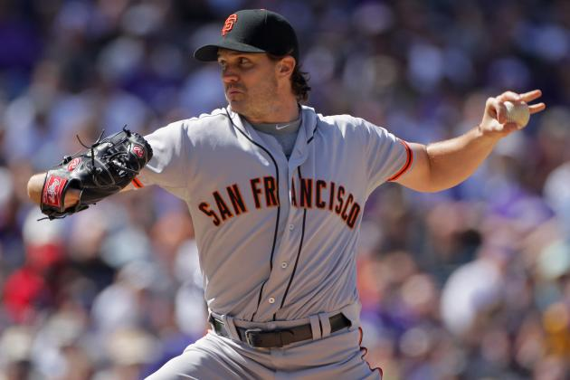 Barry Zito Comes to the San Francisco Giants' Rescue with a Surprising Shutout