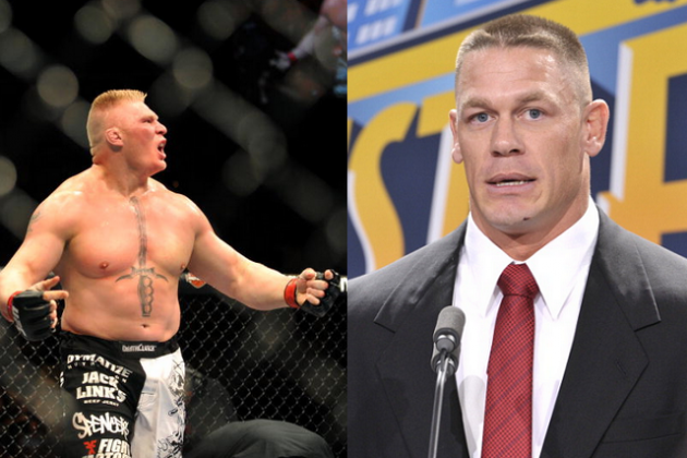 WWE News: Brock Lesnar vs. John Cena Rematch Date Set for WWE Extreme Rules