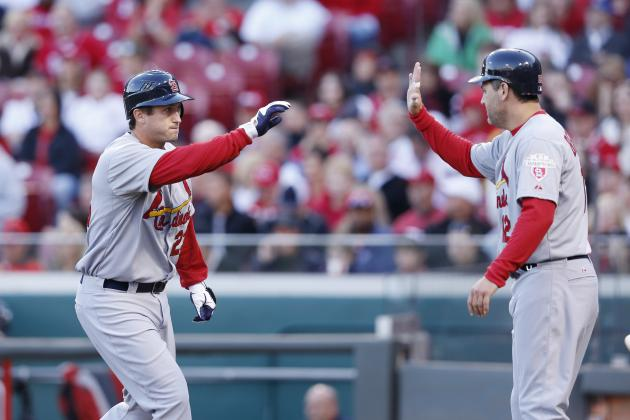 St. Louis Cardinals Can Hold Down the Fort Until Chris Carpenter Returns