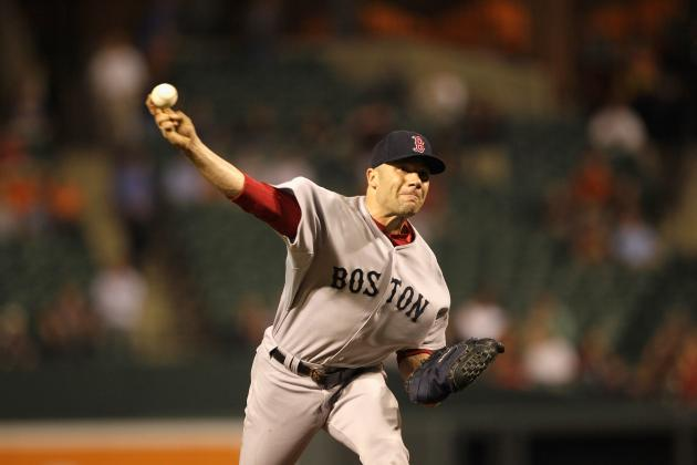 Can Alfredo Aceves Actually Handle Boston Red Sox Closer's Role?