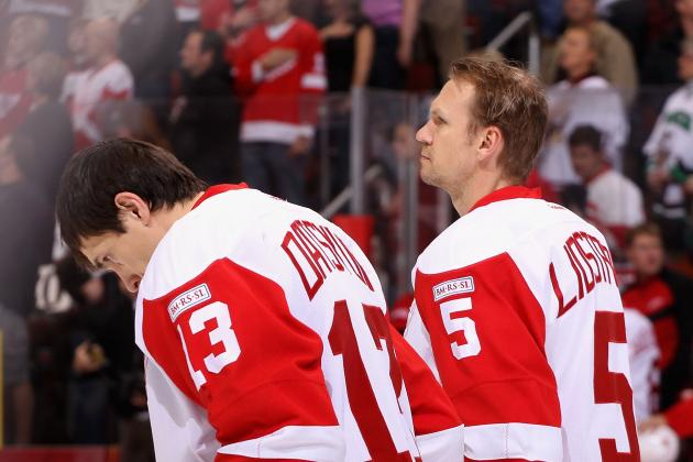 Stanley Cup Playoffs 2012: How Dangerous Is a Healthy Detroit Red Wings Team?