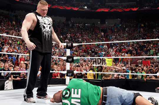 WWE Extreme Rules: John Cena and Brock Lesnar Will Steal the Show