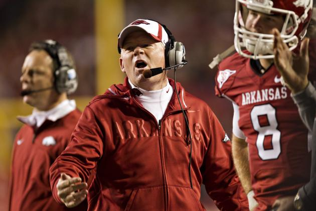Arkansas Razorbacks: Bobby Petrino's Family Falls Victim to Coach's Actions