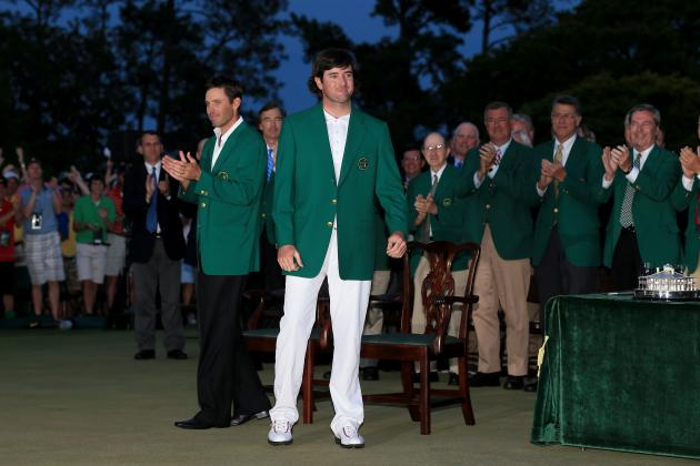 Masters 2012: Bubba Watson's Faith Goes Beyond Miracle Shot for Easter Victory