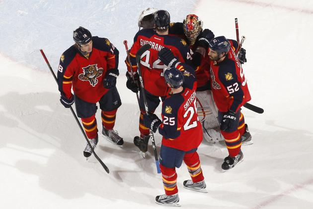 2012 Stanley Cup Playoffs: Why the Florida Panthers Won't Make It Past Round 1