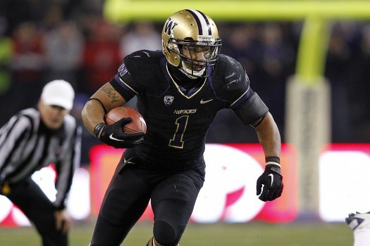 2012 NFL Draft: Chris Polk Could Be a Steal in Round 2