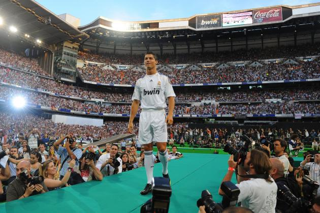 World Football: Why Transfer Fees and Footballers' Wages Should Be Capped