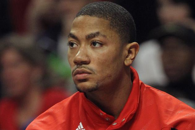 Derrick Rose Injury: Latest Updates on Bulls Star's Ankle Injury