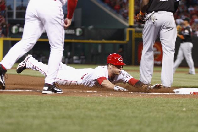 Zack Cozart Is Only Star in the Cincinnati Reds' Dreadful Offensive Start