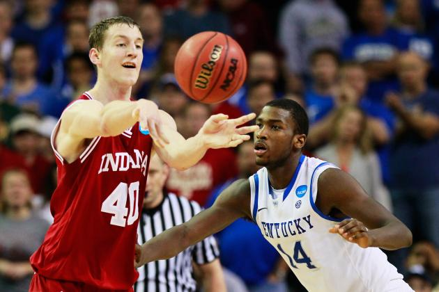 Cody Zeller: Indiana Star Spurns NBA Draft to Stay with Hoosiers