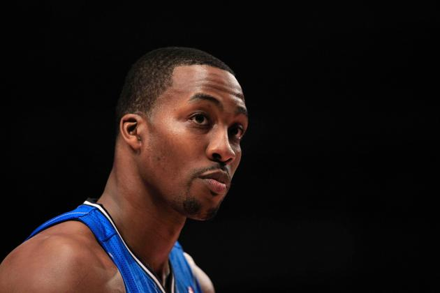 Dwight Howard's List of Head Coaching Favorites Proves He Shouldn't Play GM