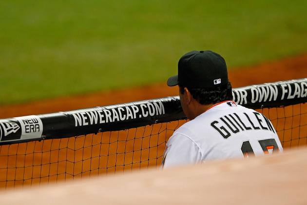 Ozzie Guillen Press Conference: Marlins Manager Suspended 5 Games