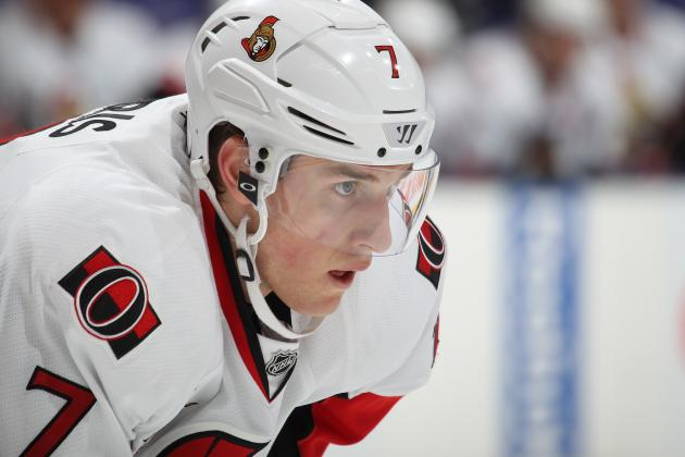 NHL Playoffs 2012: Senators' Kyle Turris over the Moon and into the Playoffs