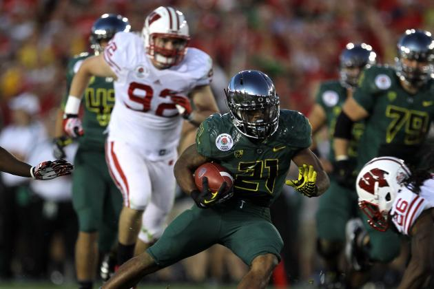Tampa Bay Buccaneers 2012 Draft: Debunking the Myth of LaMichael James
