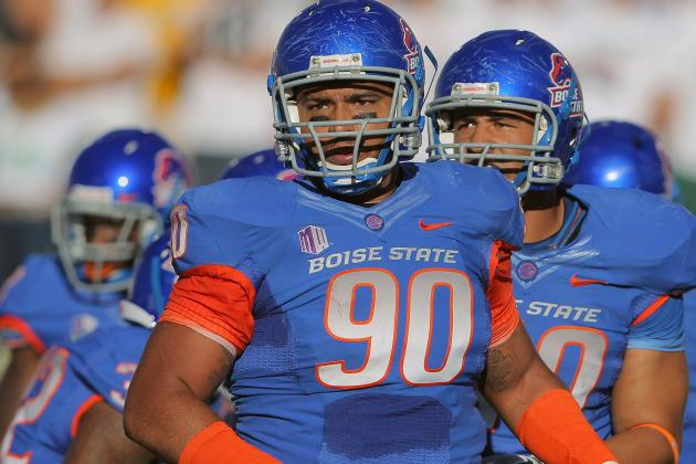 2012 NFL Draft: Boise State Defensive End Billy Winn