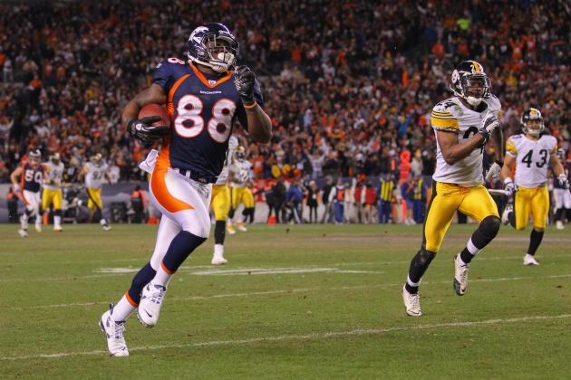2012 NFL Draft: Why Peyton Manning Doesn't Need Another Wide Receiver