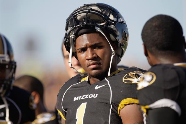 SEC Football Top 150 Players: No. 142, Kip Edwards, Missouri DB