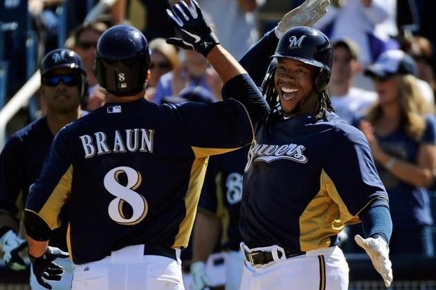 Fantasy Baseball 2012: Rest-of-Season Projections for Runs Leaders