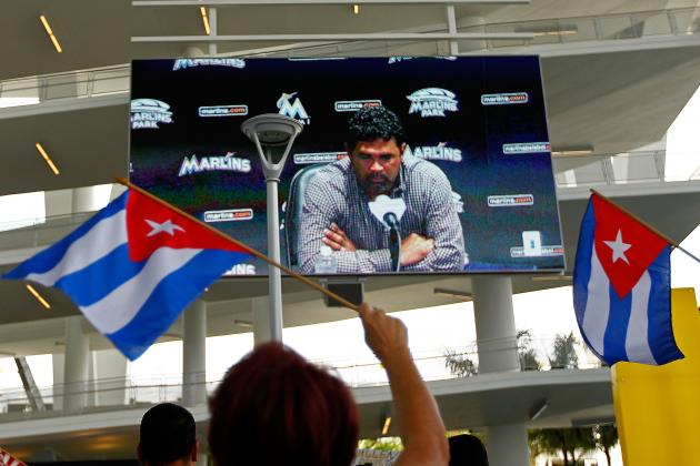 Ozzie Guillen and the Miami Marlins: A Political Frenzy