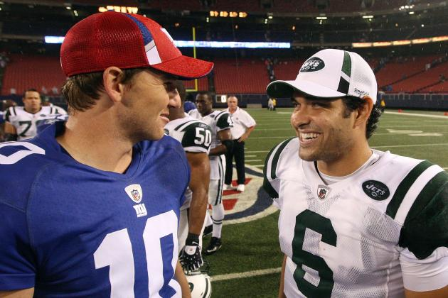 New York Jets: Can Mark Sanchez Be the Next Eli Manning?