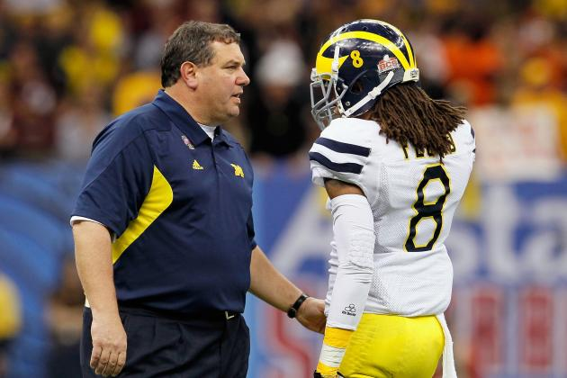 Michigan Football: Brady Hoke Joins Dabo Swinney in Wishing for Exhibitions