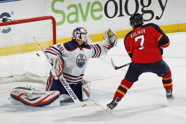NHL Playoffs 2012: Why Dmitry Kulikov Is Key to Panthers vs. Devils