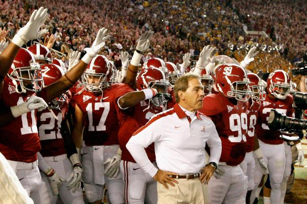 Alabama Spring Game 2012: Date, Start Time, TV Info and More