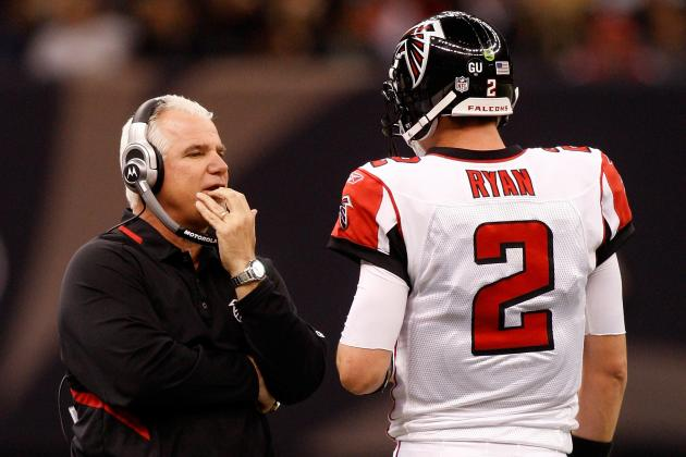 2012 Atlanta Falcons Schedule: Full Listing of Dates, Time and TV Info