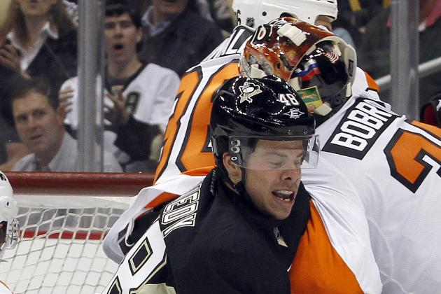 Penguins and Flyers the Favorite Match-Up in the East by the NBC Analysts